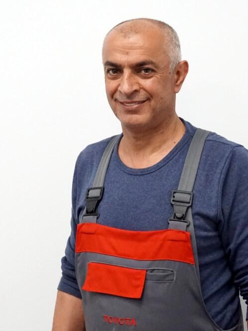 Adel Burhan Autohaus Metzger