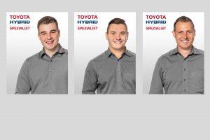 Ihre Hybrid Spezialisten vom Toyota Autohaus Metzger