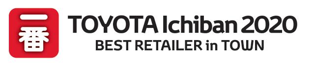 Toyota Ichiban Auszeichnung Autohaus Metzger