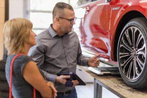 Autohaus Metzger ist Ihre Toyota Vertragswerkstatt in der Region Heilbronn Hohenlohe und Mosbach