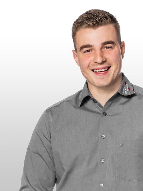 Verkaufsberater im Autohaus Metzger Tobias Soehner