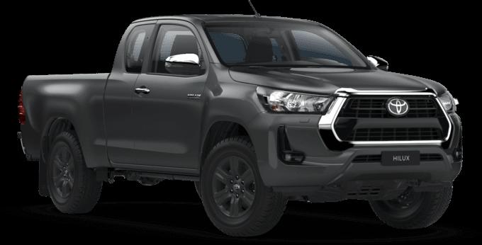 Toyota Hilux beim Autohaus Metzger