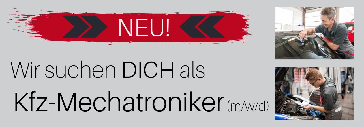 Kfz-Mechatroniker Autohaus Metzger