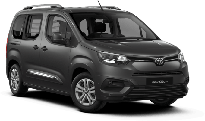 Toyota Proace City Verso beim Autohaus Metzger