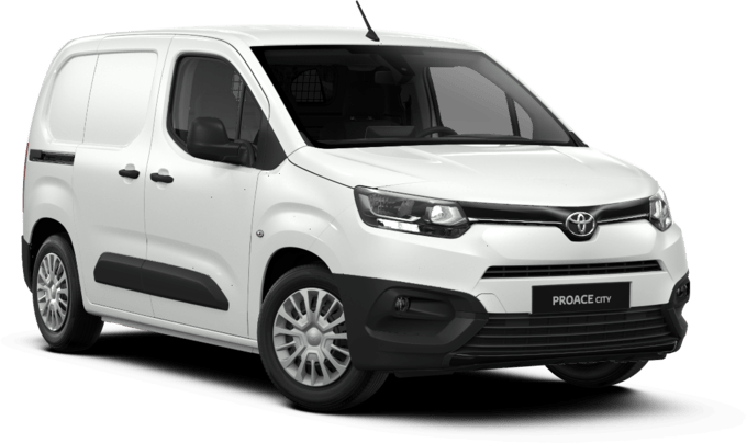 Toyota Proace City im Autohaus Metzger