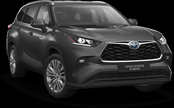 Toyota Highlander beim Autohaus Metzger