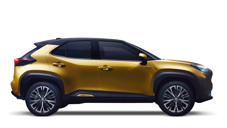 Toyota Yaris Cross 2021 beim Autohaus Metzger