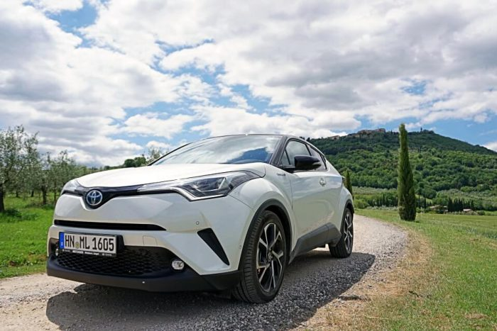 Toyota C-HR Autohaus Metzger