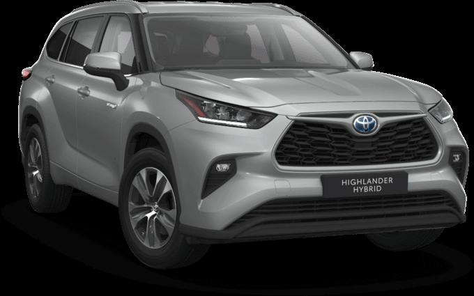 Toyota Highlander Business Edition