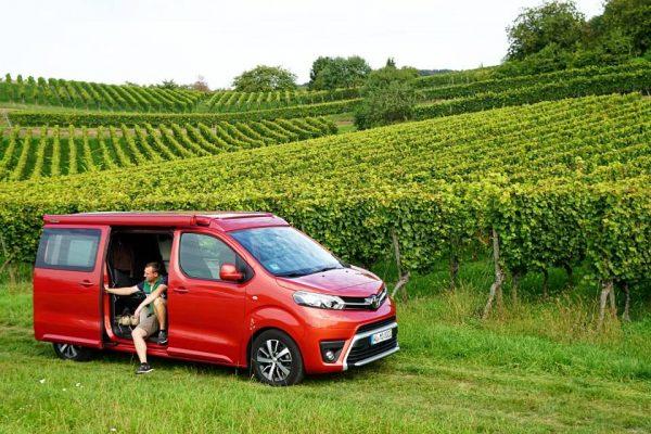 Toyota Proace Camper