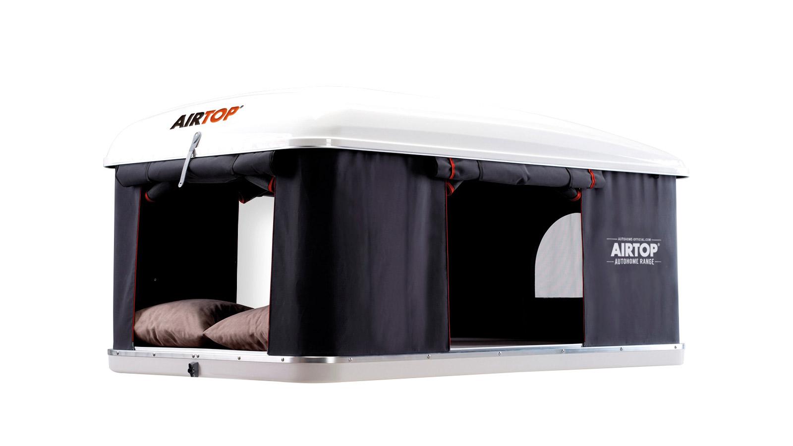 AIRTOP Hartschalen Dachzelt Toyota Camper beim Autohaus Metzger bestellen