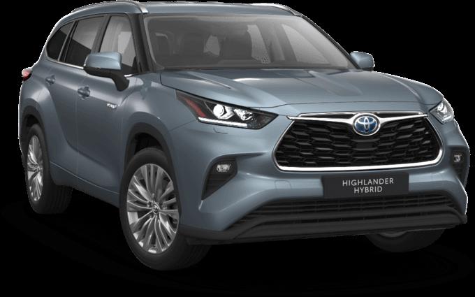 Toyota Highlander Executive