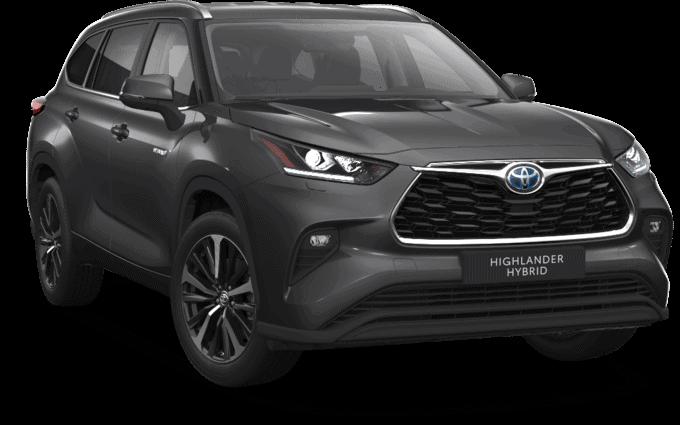 Toyota Highlander Luxury