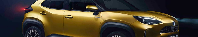 Der neue Toyota Yaris Cross im Autohaus Metzger