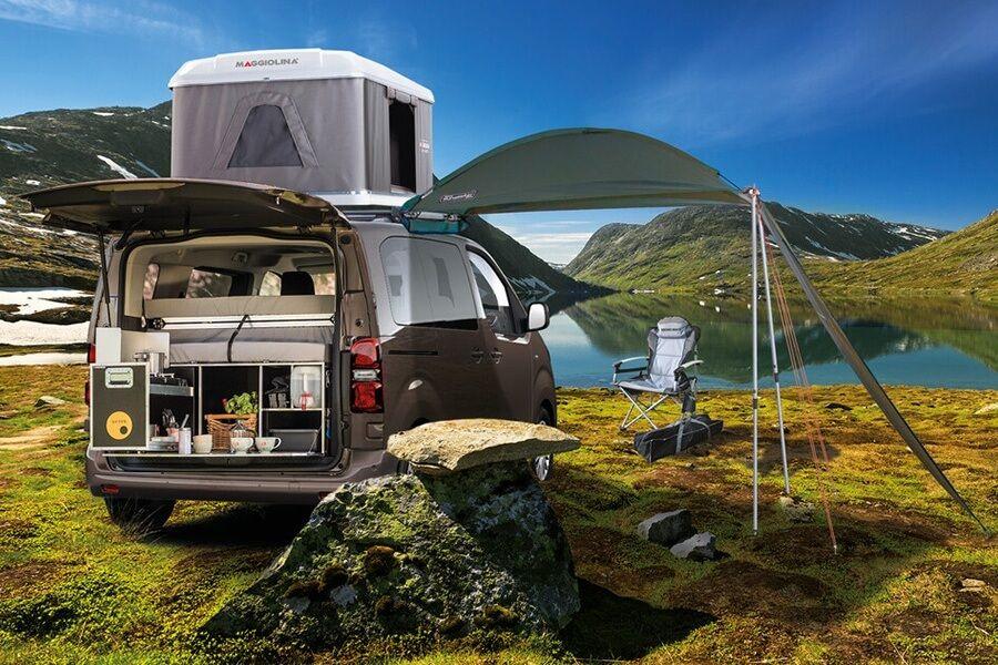 Mach deinen Toyota zum Camper: Auf ins Camping Abenteuer!