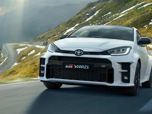 Toyota GR Yaris im Autohaus Metzger erleben